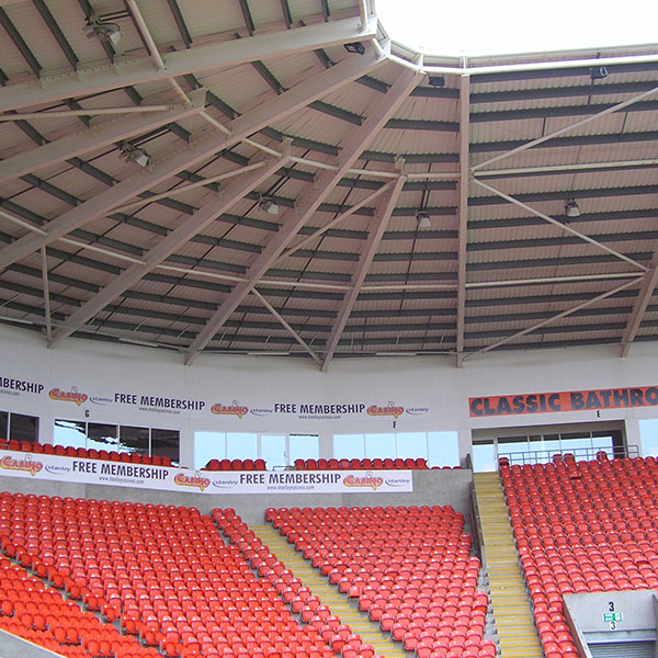 Blackpool FC South Stand