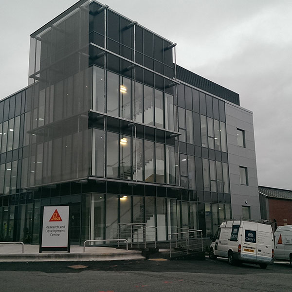 Iotech House, Preston