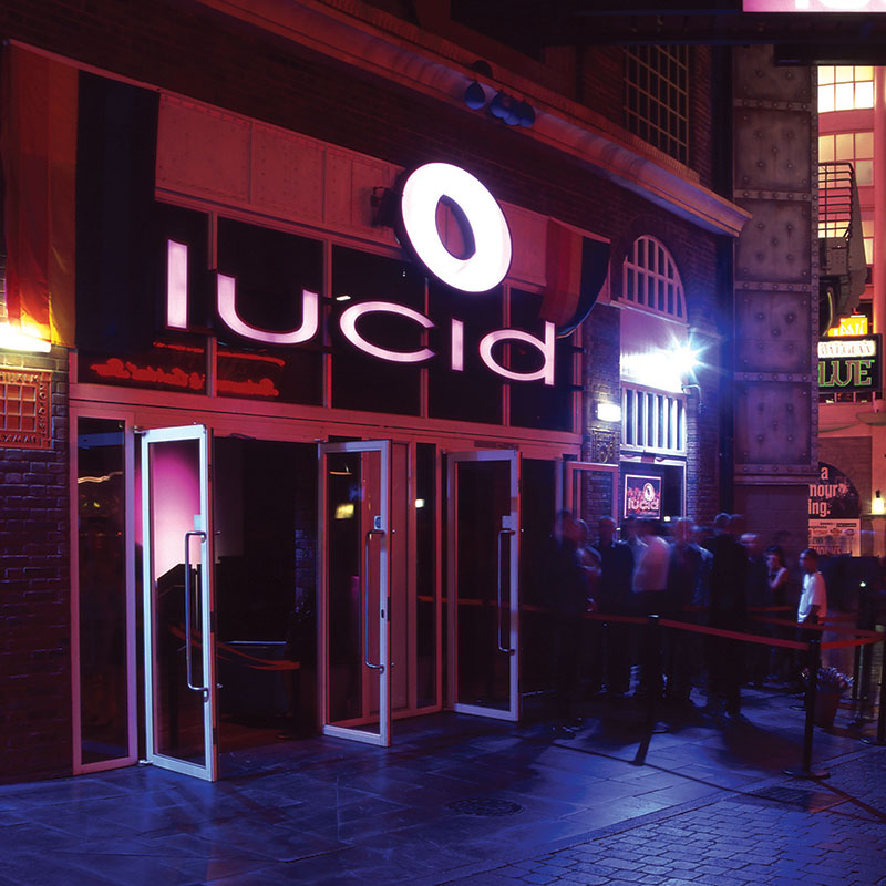 Lucid – The Printworks Manchester