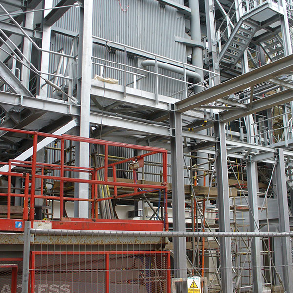 Saica Paper Mill Partington
