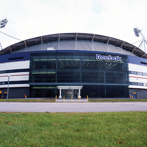 Reebok Stadium North Stand