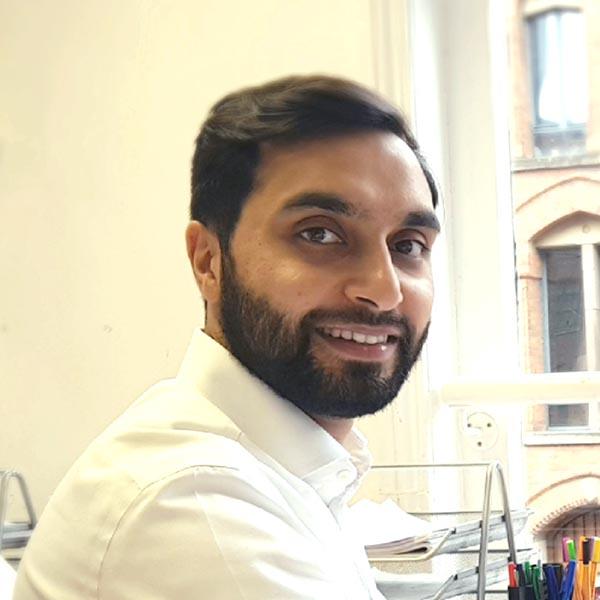 Zahid Patel