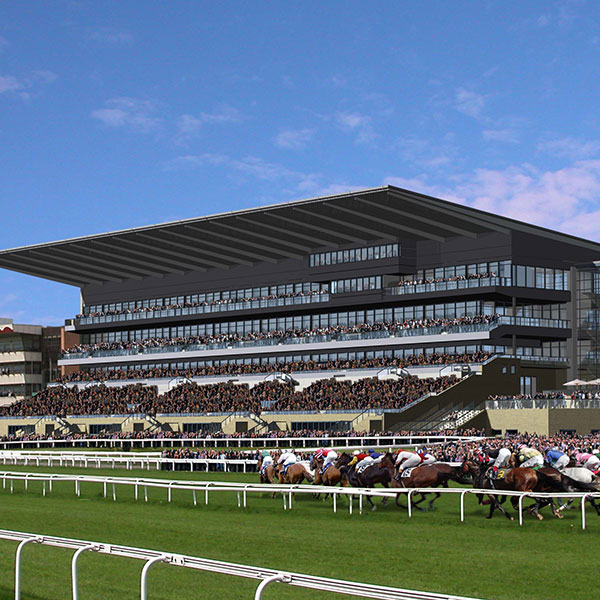 TRP under starters orders for new Doncaster Racecourse hotel project