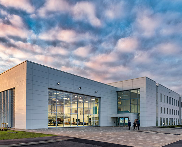 Aerospace Enterprise Zone takes off